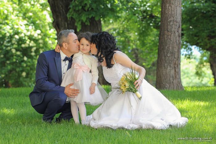 14 Май 2016 – Сватбеният ден на Станислава и Мариян