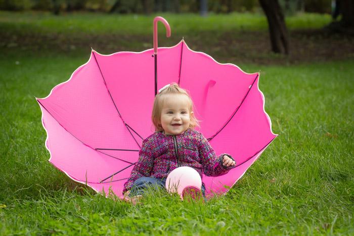 Детска фотосесия – Ками