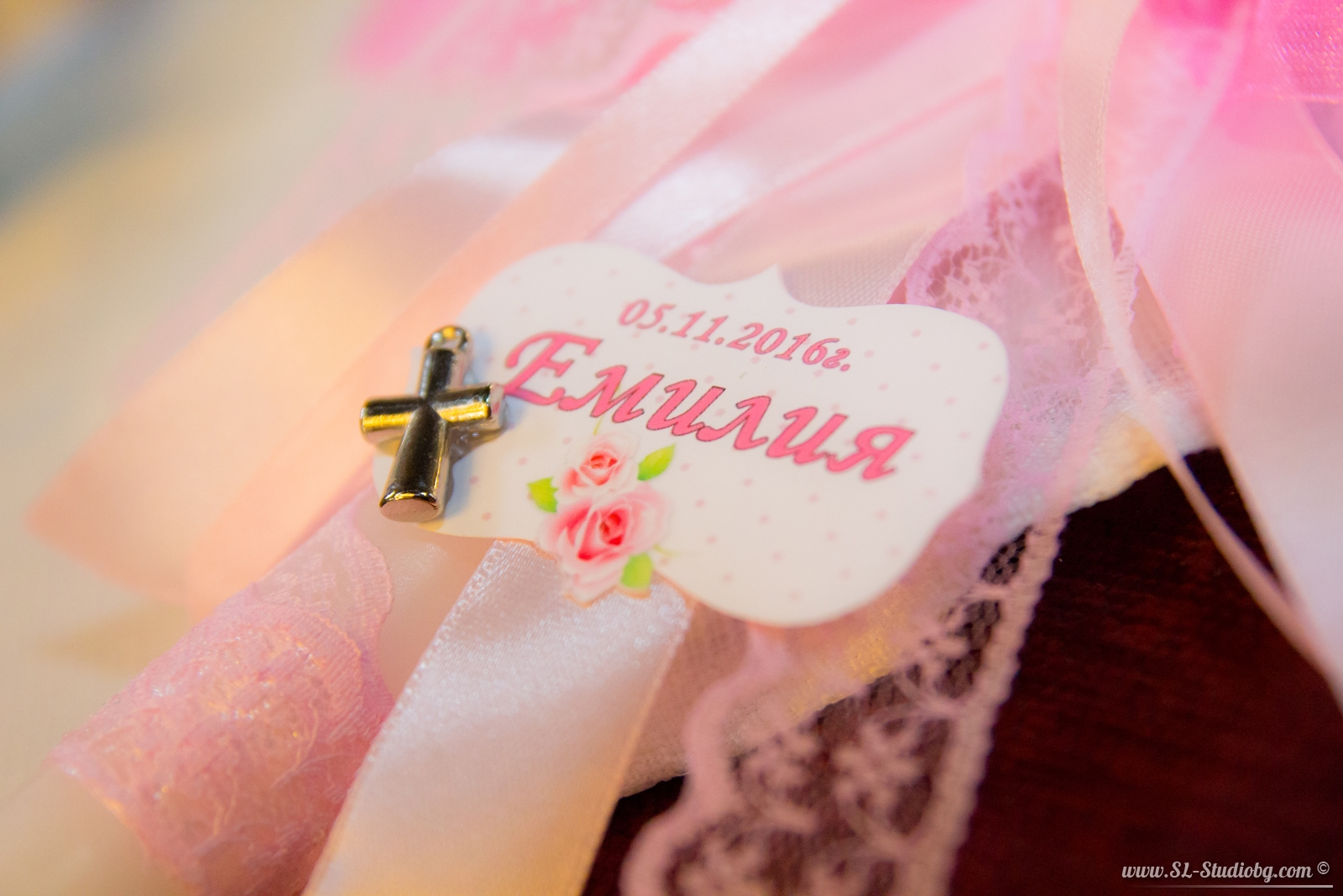 5 Ноември 2016 – Кръщене и първи рожден ден на Ема