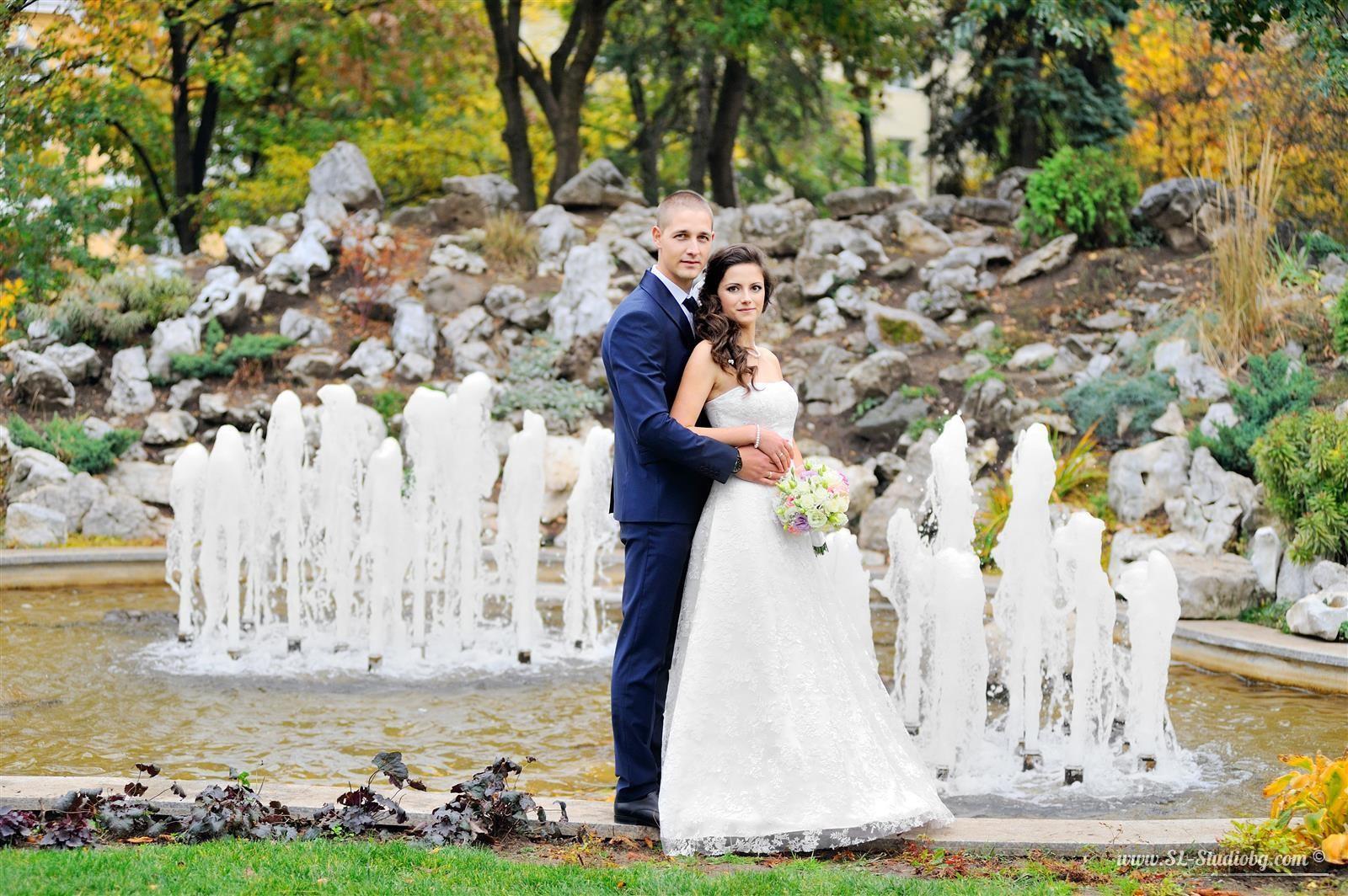 Сватбен фотограф и видео оператор от SL Studio
