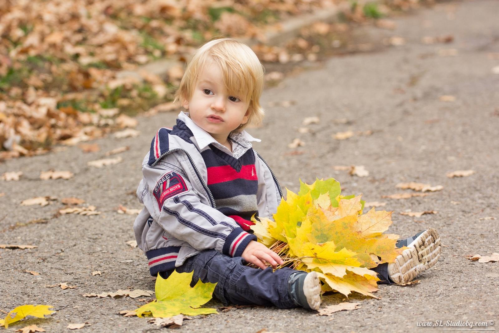Детска Фотосесия – Ивайла и Криси