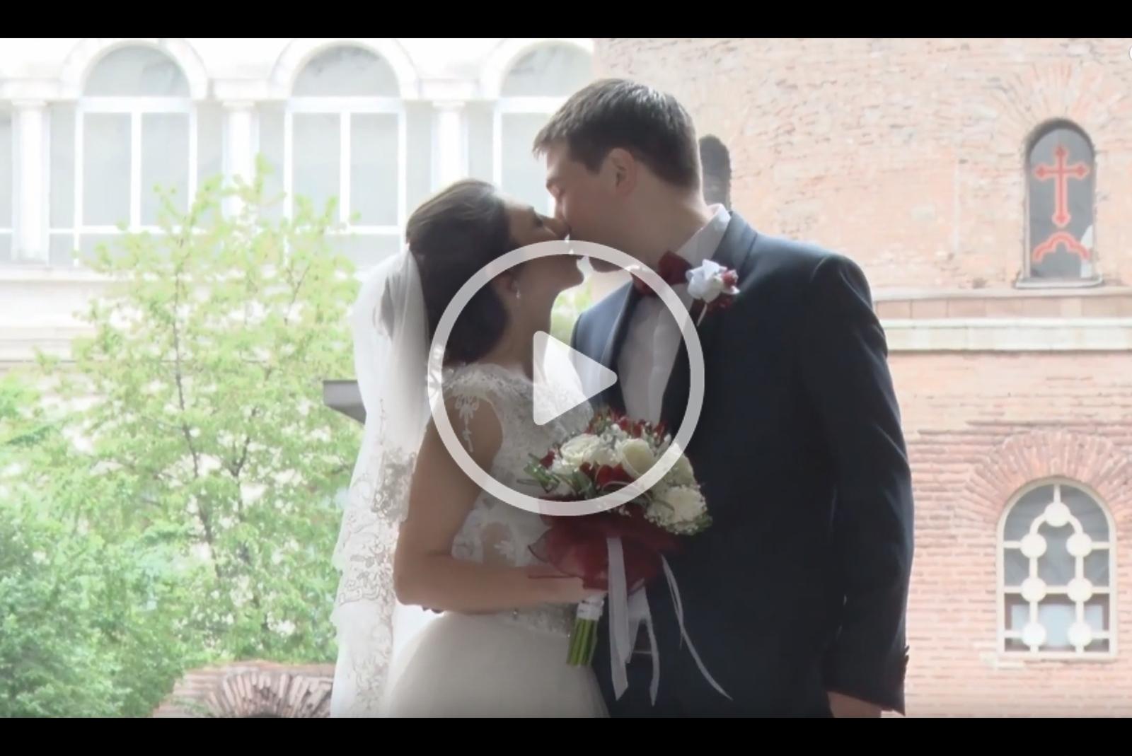 30 Април 2017 – Симона и Виктор – Сватбен клип с избрани моменти
