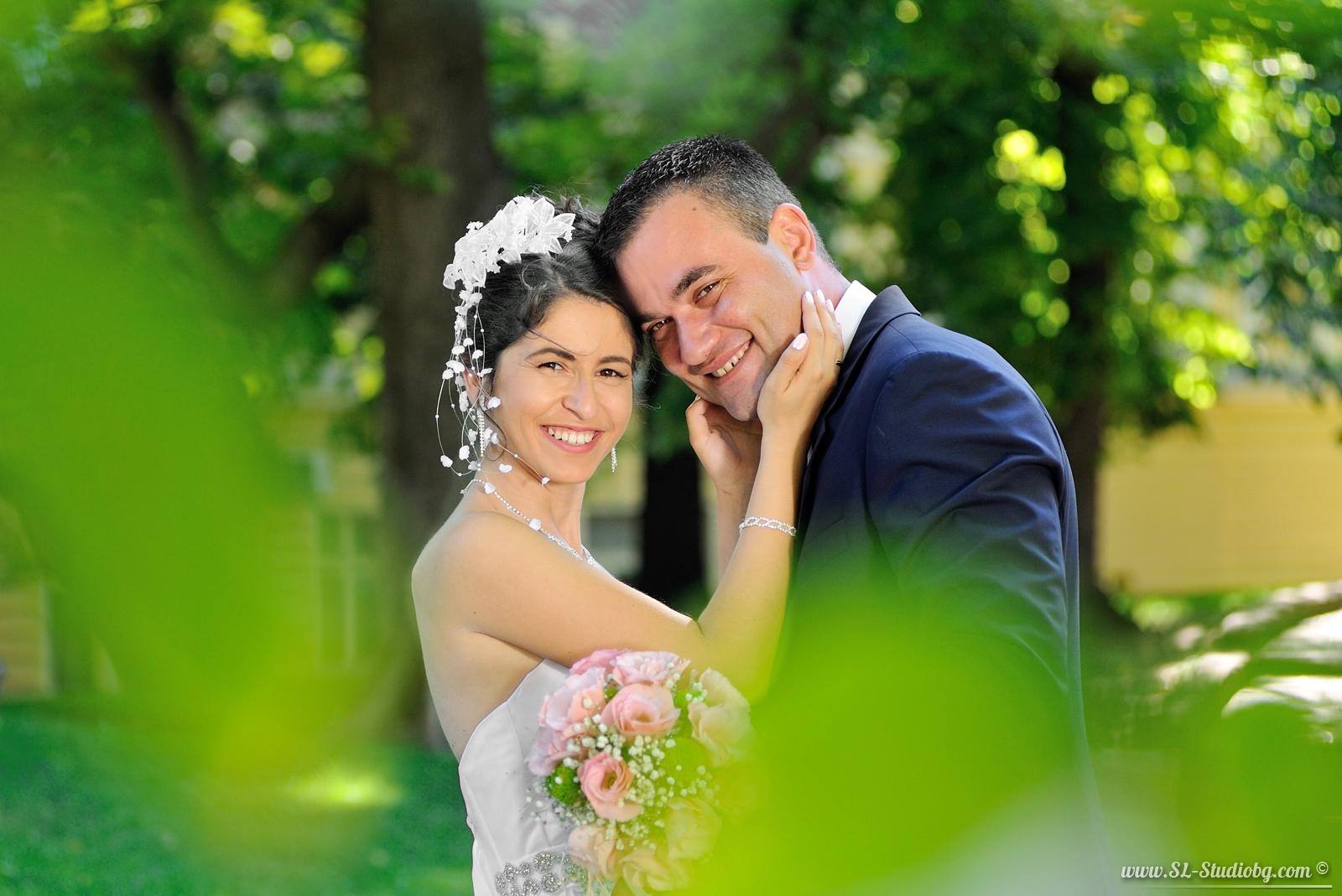 Сватбеният ден на Иоанна и Тихомир