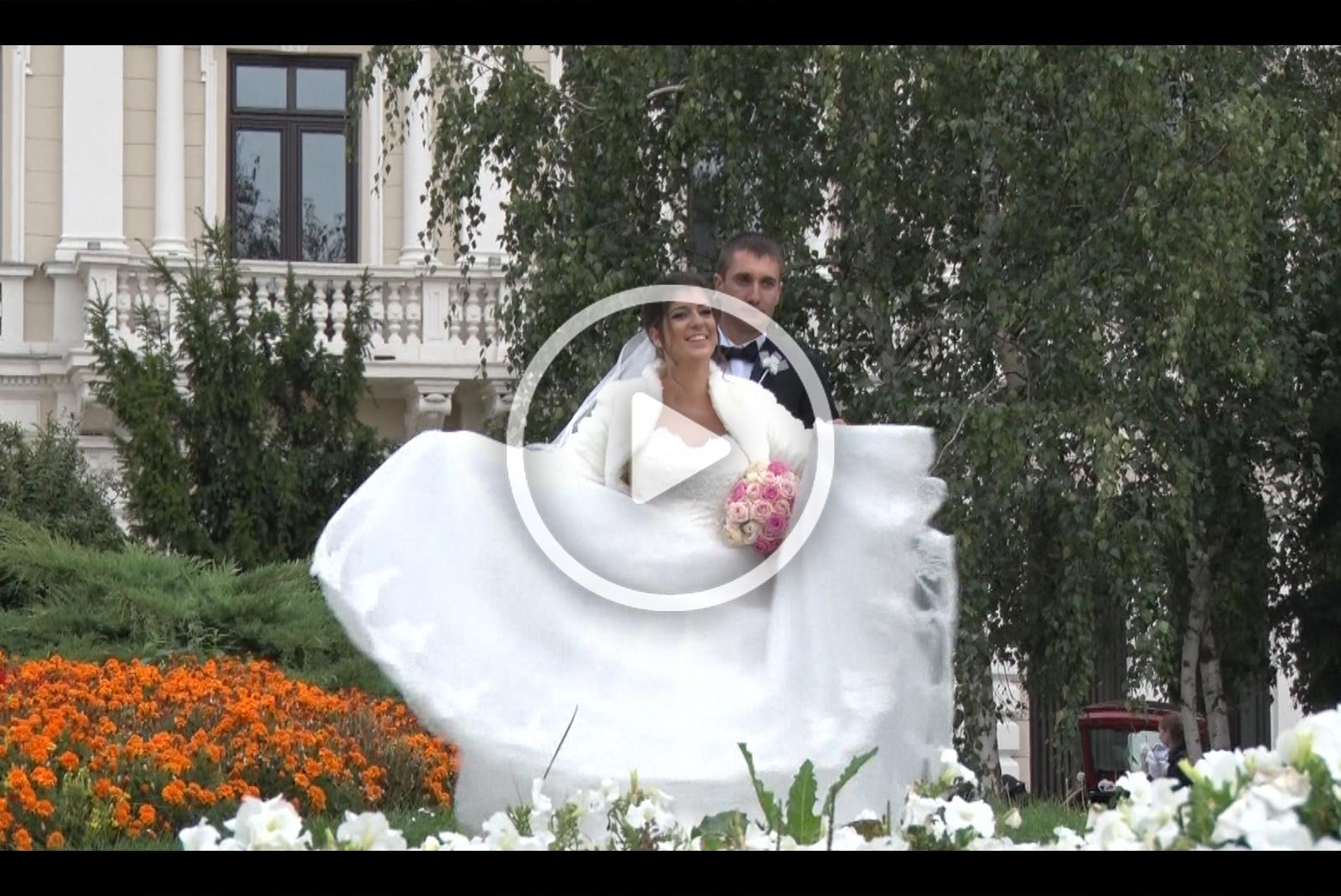Сватбен клип – Христина и Григор