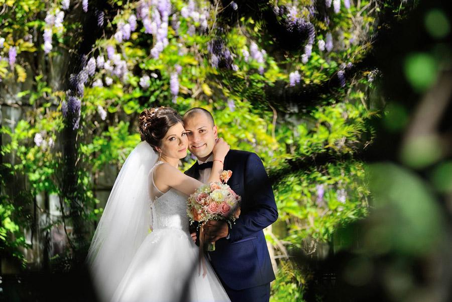 Сватбеният ден на Виктория и Александър